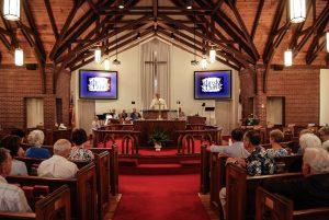 Sunday Worship @ Fairfields santuary