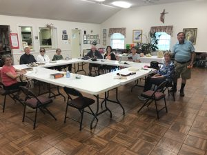 Bible Study @ Fairfields church Social Hall | Heathsville | Virginia | United States