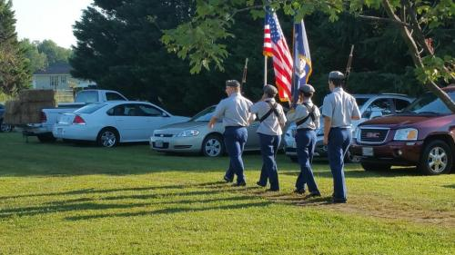 FF 2016 0924 Color Guard