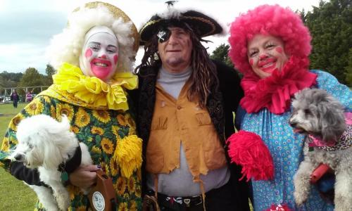 FF 2016 0924 kids clowns